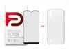 Комплект Armorstandart для Samsung A01 (Защитное стекло FG + Панель Air Series) (ARM58047) мал.1