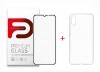 Комплект Armorstandart для Xiaomi Redmi 9A (Защитное стекло FG + Панель Air Series) (ARM58049) мал.1