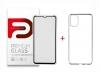 Комплект Armorstandart для Samsung A21s (Защитное стекло FG + Панель Air Series) (ARM58050) мал.1