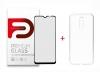 Комплект Armorstandart для Xiaomi Redmi 9 (Защитное стекло FG + Панель Air Series) (ARM58051) мал.1