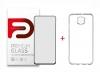 Комплект Armorstandart для Xiaomi Redmi Note 9 (Защитное стекло FG + Панель Air Series) (ARM58052) мал.1