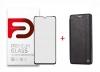 Комплект Armorstandart для Xiaomi Redmi Note 8 (Защитное стекл FG + Чехол-книга 40Y) (ARM58054) мал.1