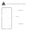 Комплект Armorstandart для Samsung M51 (Защитное стекло FG + Панель Air Series) (ARM58091) мал.3