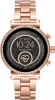 Michael Kors Gen 4 Sofie HR Rose Gold-Tone Smartwatch (MKT5063) рис.1
