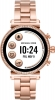 Michael Kors Gen 4 Sofie HR Rose Gold-Tone Smartwatch (MKT5063) рис.3