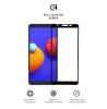 Защитное стекло Armorstandart Full Glue HD для Samsung A01 Core (A013F) Black (ARM58299) рис.2