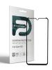 Защитное стекло Armorstandart Full Glue HD для Samsung A21s (A217) Black (ARM58302) рис.1