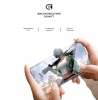 Защитное стекло Armorstandart Full Glue HD для Huawei P40 Lite Black (ARM58289) рис.3
