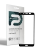 Защитное стекло Armorstandart Full Glue HD для  Huawei Y5p 2020 Black (ARM58293) рис.1