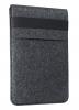 Чехол для ноутбука Gmakin для Macbook Air/Pro 13,3 серый, конверт, на резинке (GM71) мал.1
