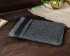 Чехол для ноутбука Gmakin для Macbook Air/Pro 13,3 серый, конверт, на резинке (GM71) мал.8