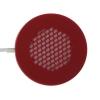 Чехол силиконовый для Magsafe Wireless Charger Marsala мал.2