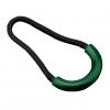 Zipper Round Pine Green мал.1