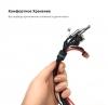 Органайзер для кабеля ArmorStandart Липучка MegaPack Peach 15BK-5PH (ARM58755) мал.3