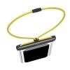 Baseus Let''s go Slip Cover Waterproof Bag Gray+Yellow (ACFSD-DGY) мал.3