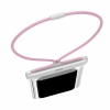 Baseus Let''s go Slip Cover Waterproof Bag White + Pink (ACFSD-D24) мал.3