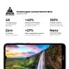 Защитное стекло ArmorStandart Pro для Nokia С20 Black (ARM58809) мал.4