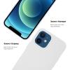 Silicone Case Original for Apple iPhone 11 Pro (HC) - Capri Blue мал.3