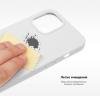 Silicone Case Original for Apple iPhone 11 Pro (HC) - Capri Blue мал.5