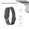 Ремешок Armorstandart Metal Band Link 603 для Xiaomi Mi Band 6/5 Matte Black мал.3