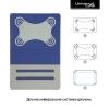 Чехол для планшетов Armorstandart Elastic Band 10 Dark Blue (ARM59076) мал.2