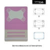 Чехол для планшетов Armorstandart Elastic Band 10 Purple (ARM59077) мал.2