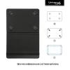 Чехол для планшетов Armorstandart Silicone Hooks 10 Black (ARM59078) мал.2