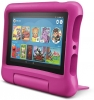 Amazon Kindle Fire 7 16Gb (9th Gen) Black with Pink Kid-Proof Case мал.1