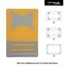 Чехол для планшетов Armorstandart Elastic Band 10 Yellow (ARM59093) мал.2