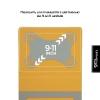 Чехол для планшетов Armorstandart Elastic Band 10 Yellow (ARM59093) мал.4
