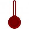 Чехол-брелок ArmorStandart для AirTag Silicone Long Loop Red (ARM58949) мал.1