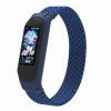 Ремешок ArmorStandart Braided Solo Loop для Xiaomi Mi Band 4/5/6 Blue size S мал.1
