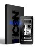Защитное стекло ArmorStandart Space Black Icon для Apple iPhone 12 / 12 Pro (ARM59216) мал.1