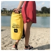 Водонепроницаемый рюкзак Armorstandart Waterproof Outdoor Gear 10L Yellow (ARM59237) мал.4