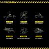 Водонепроницаемый чехол Armorstandart Capsule Waterproof Case Black (ARM59233) мал.3