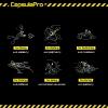 Водонепроницаемый чехол Armorstandart CapsulePro Waterproof Floating Case Yellow (ARM59235) мал.2