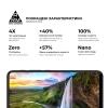 Защитное стекло ArmorStandart Pro для Motorola E7 Power / G10 / G30 Black (ARM59411) мал.4