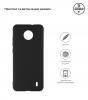 Панель Armorstandart Matte Slim Fit для Nokia C10 / C20 Black (ARM59522) мал.2