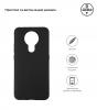 Панель Armorstandart Matte Slim Fit для Nokia 3.4 Black (ARM59523) мал.2