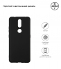 Панель Armorstandart Matte Slim Fit для Nokia 2.4 Black (ARM59524) мал.2