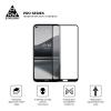 Защитное стекло ArmorStandart Pro для Nokia 3.4 Black (ARM59580) мал.2