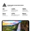 Защитное стекло ArmorStandart Pro для Nokia 3.4 Black (ARM59580) мал.4