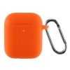 Airpods 2 Ultrathin Silicon case with hook Hermes (in box) мал.1