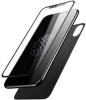 Baseus Glass Film Set (Front film+Back film) For iPhone XS Black (SGAPIPH58-TZ01) мал.2