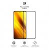 Защитное стекло Armorstandart Full Glue HD для Xiaomi Poco X3 Black (ARM59738) мал.2