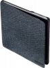 Kindle Oasis Water-Safe Fabric Cover Charcoal Black мал.3