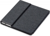 Kindle Oasis Water-Safe Fabric Cover Charcoal Black мал.5