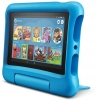 Amazon Kindle Fire 7 16Gb (9th Gen) Black with Blue Kid-Proof Case мал.1