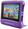 Amazon Kindle Fire 7 16Gb (9th Gen) Black with Purple Kid-Proof Case мал.1