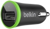 Belkin Car Charger for iPad (10 Watt/2.1 Amp) Black рис.1